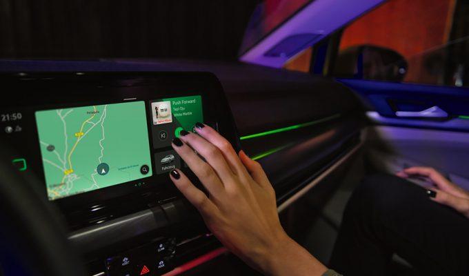 Volkswagen oprema - navigacija