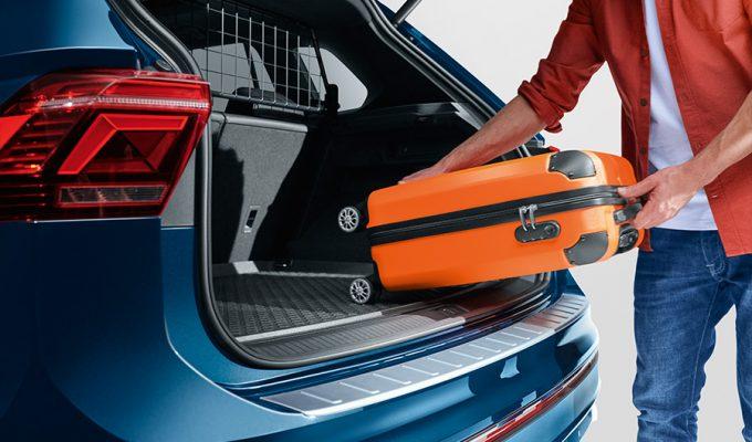 Volkswagen oprema - prtljažnik