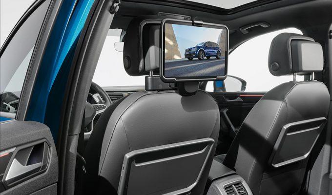 Volkswagen oprema - udobnost