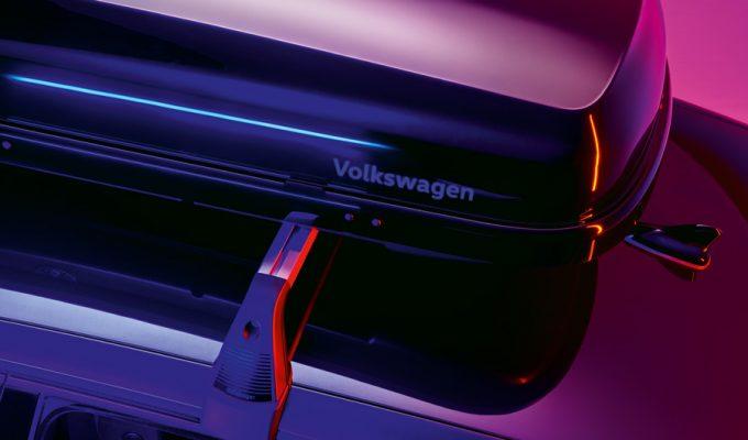 Volkswagen dodatna oprema - krovna kutija