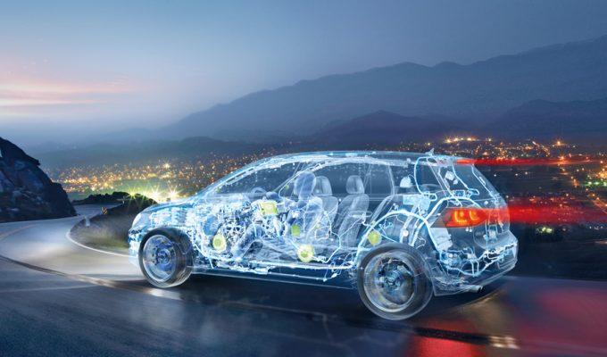 Volkswagen kočenje