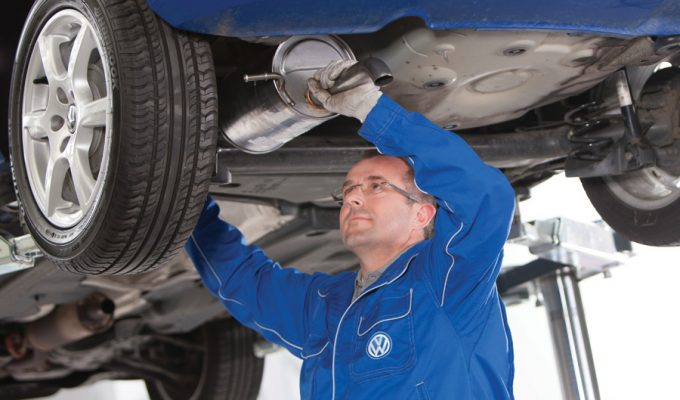 Volkswagen_servis-zamjena-auspuha